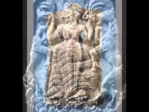 UGARIT: himno a nikkal. La canción escrita más antigua.