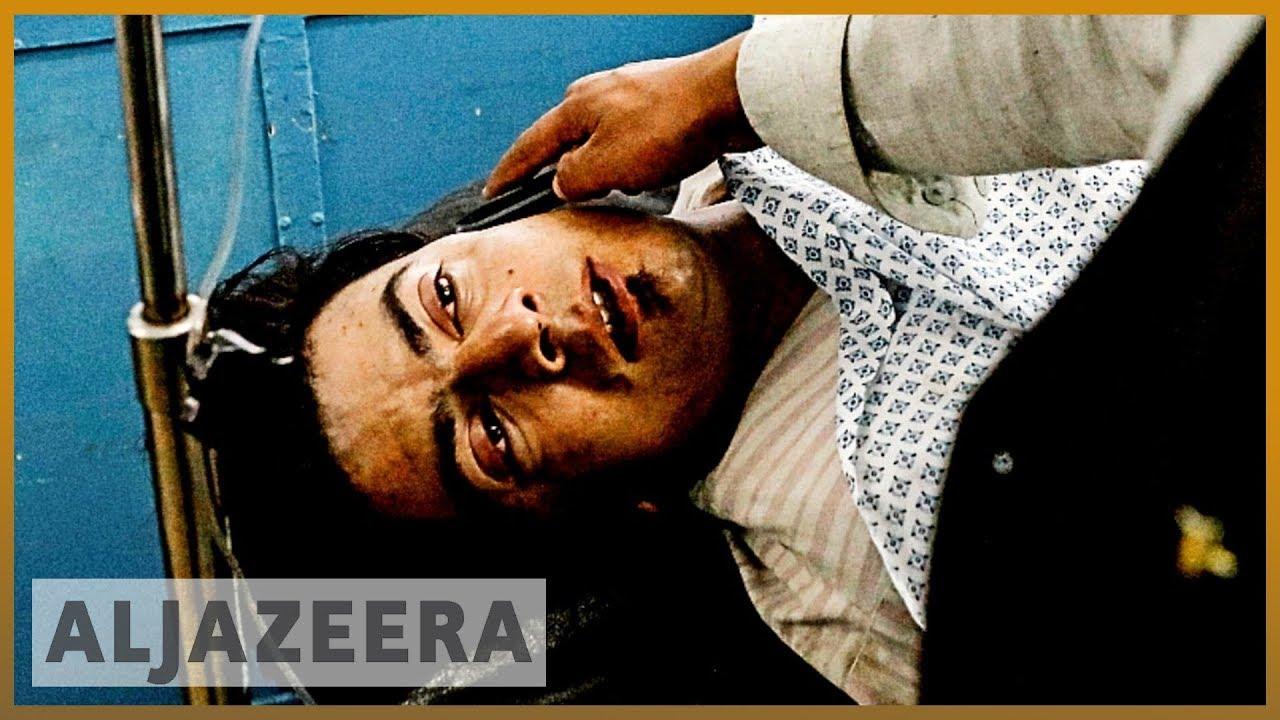 AlJazeera English:Afghanistan: Bombing at wedding kills 63, injures 182