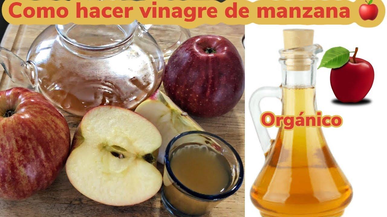 vinagre de manzana para enflaquecer propiedades de las