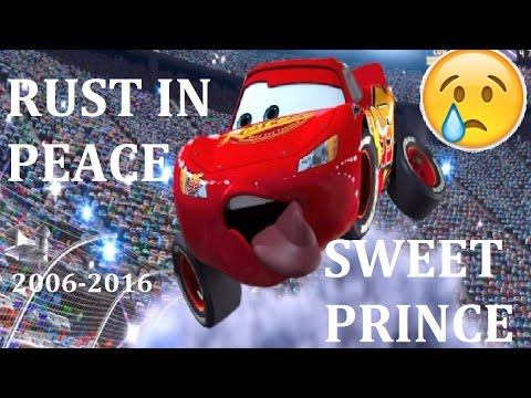cars 3 lightning mcqueen 39 s tragic death youtube. Black Bedroom Furniture Sets. Home Design Ideas