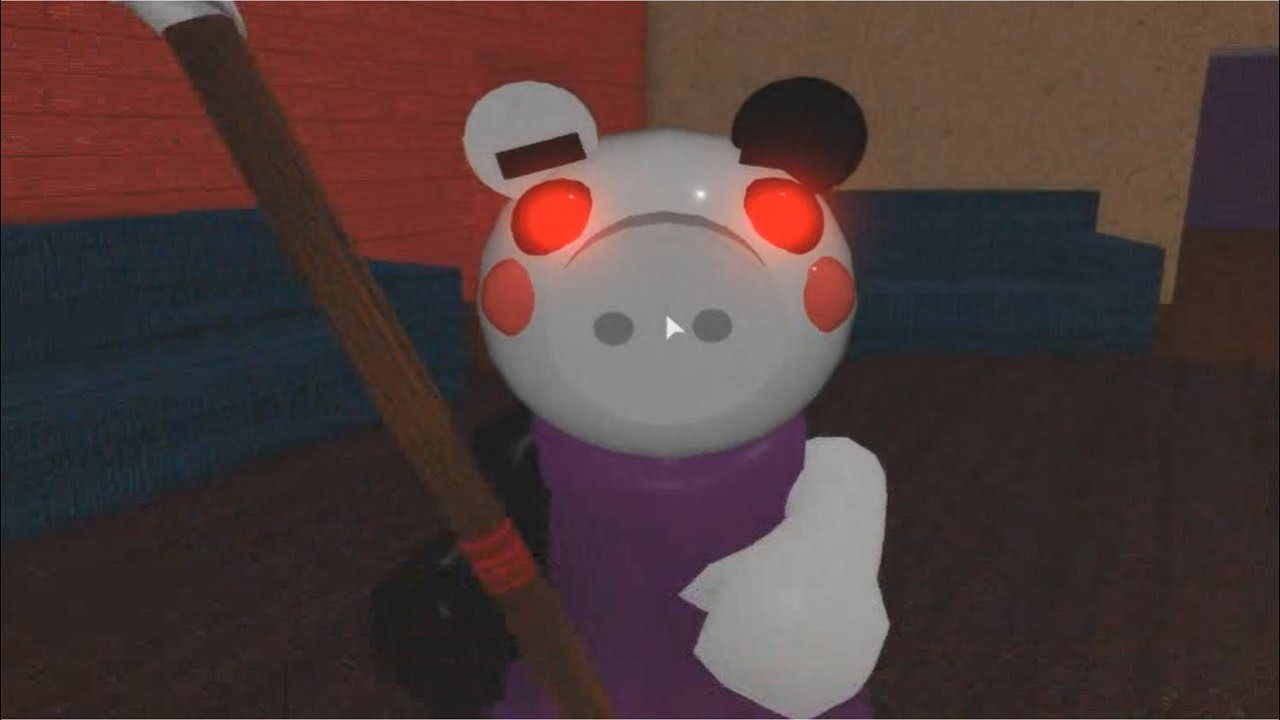 NEW ROBLOX PIGGY COWY JUMPSCARE