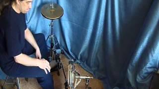 Владимир Прокофьев барабаны видеоурок №8