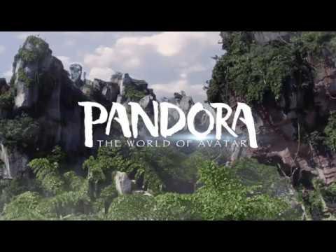 Pandora - The World of AVATAR Preview - Flight of Passage Queue, Weaved Art, Backstory, ETC.