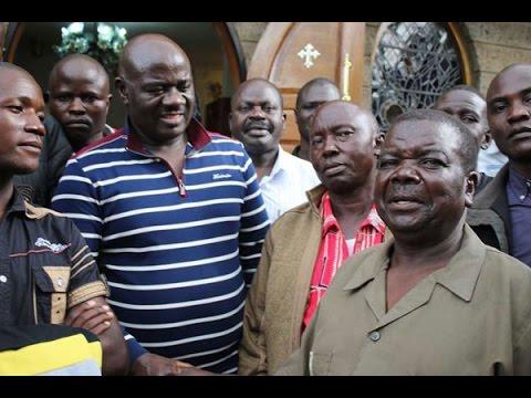 Jacob Juma's stand on Eurobond led to his death, Raila claims