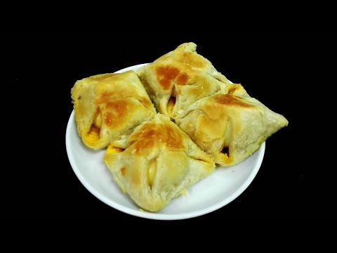 Egg Puff recipe Without Oven || Egg Puff without Oven