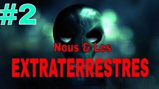 #2- NOUS ET LES EXTRATERRESTRES DOCUMENTAIRE -LA SCIENCE-FICTION VS LA REALITE
