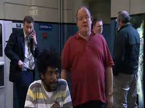 The Visit Series 1 Episode 4 Part 3 - BBC Three