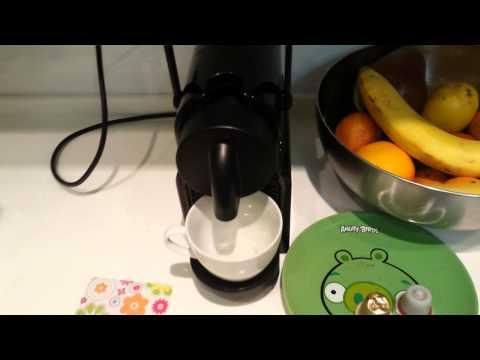 Обзор и отзыв о Капсульной кофеварке DELONGHI Nespresso Inissia EN 80