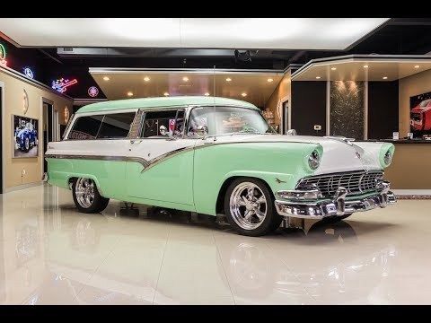 1956 Ford Parklane For Sale