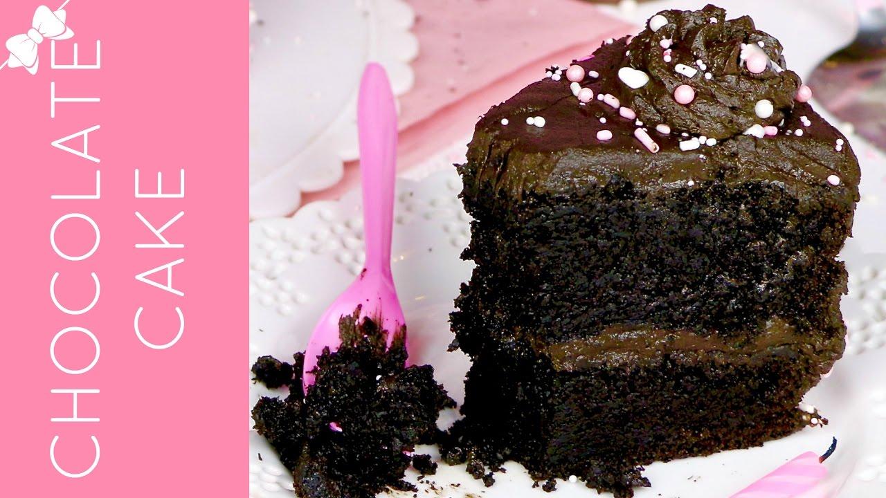Lindsay Ann Bakes Chocolate Cake