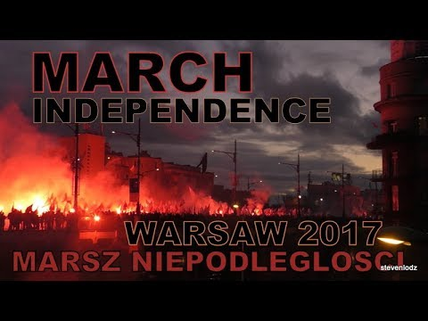 Polisch Independence Day - Warsaw 2017 - Poland, bastion of Europe