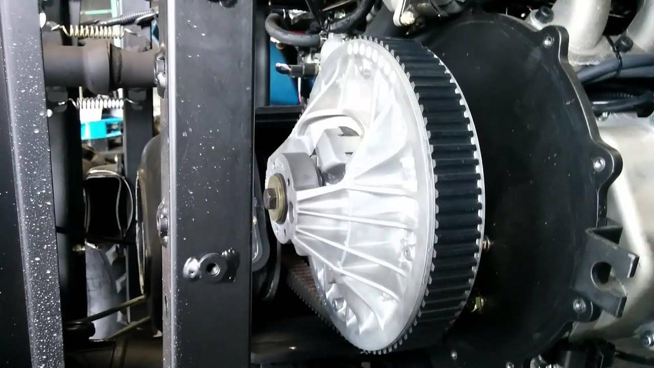 GIO Motors Vyper 1100cc Side by Side UTV CVTEC Clutch by GIOmotors HD