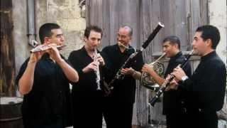 Charles Gounod, Petite Symphonie for Winds, Hindemith Quintett and The NIWQ, 2011, Live Broadcast