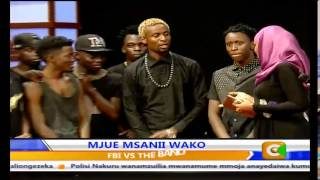 Mjue Msanii Wako: FBI vs The Band