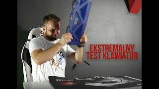 EKSTREMALNY TEST KLAWIATUR