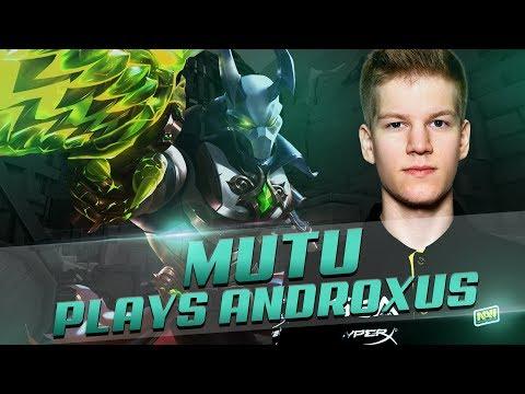 Mutu plays Androxus - LIVE POV