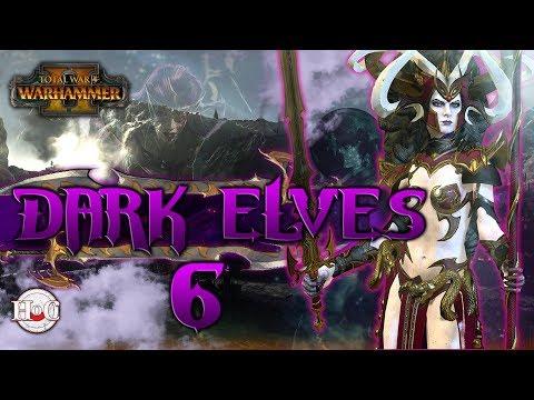 Total War Warhammer 2 - Dark Elves - Morathi - 6