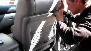 подголовники.wmv(Пример установки подголовников со встроенными мониторами. Один человек устанавливает такой комплект в..., 2011-04-14T22:23:32.000Z)