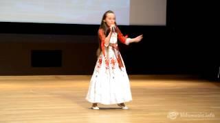 Николь Найда - Mama knows best (европейский полуфинал Детской Новой Волны 2015)