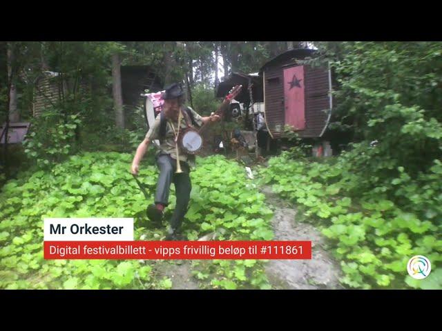 Mr. Orkester - Live fra Sumpa - Karlsøyfestivalen Digital