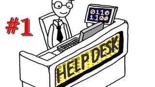 English Listening - Internet Help Desk Support (part 1)