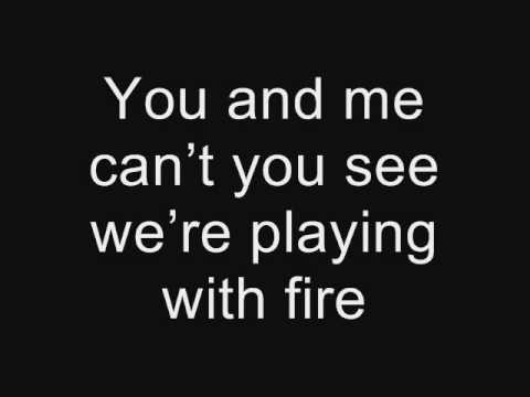 EUROVISION 2010 -  Playing with fire (lyrics)