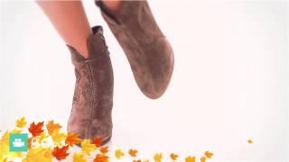 видео Рекламная кампания обуви Alba осень-зима 2014/15