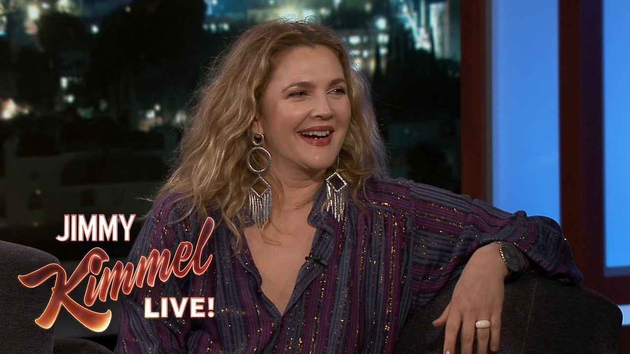 Drew Barrymore Reveals She Spray Painted Ex-Boyfriend's Car