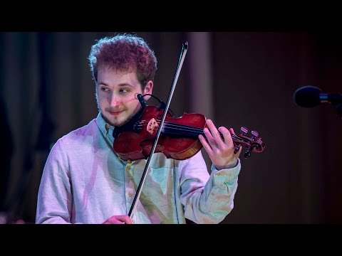 Robbie Greig - BBC Radio Scotland Young Trad Finalist