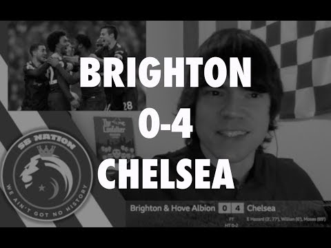 Brighton 0-4 Chelsea: Post-match review + Q&A