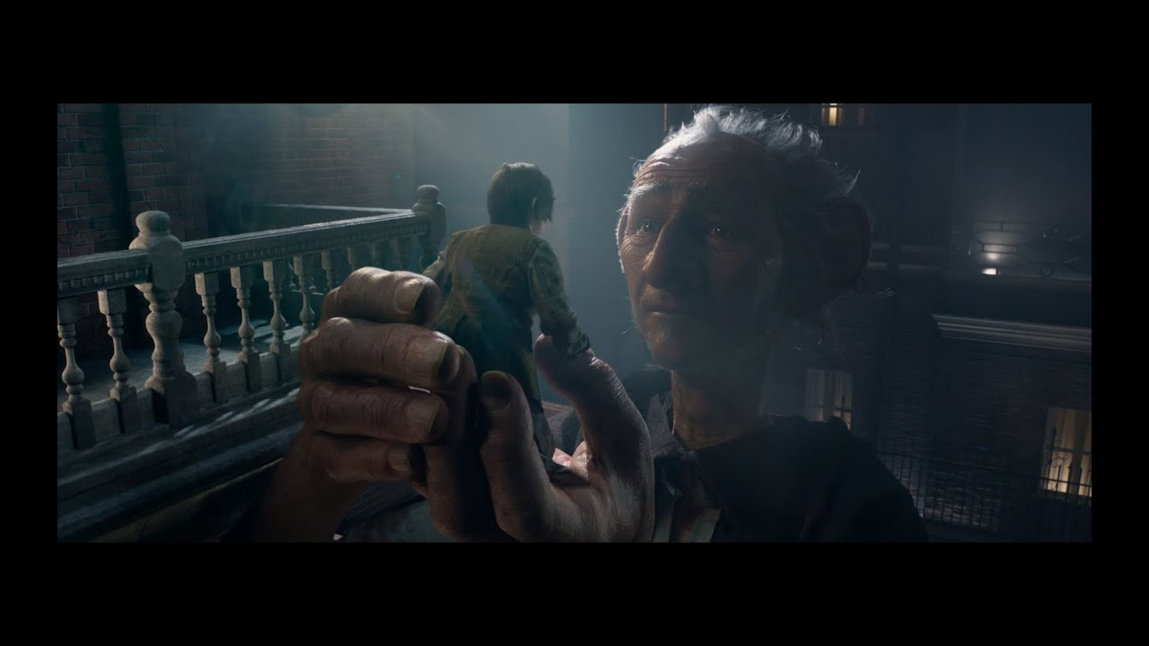 The BFG - Official® Trailer 1 [HD]