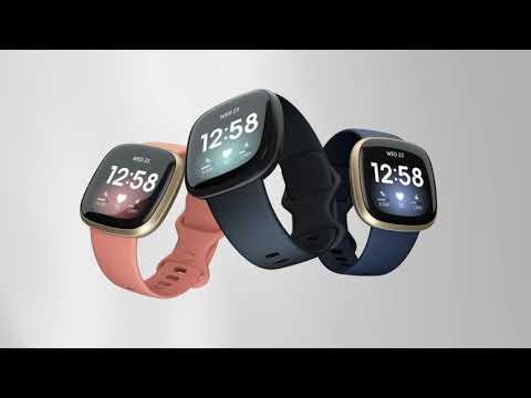Introducing Fitbit Versa 3