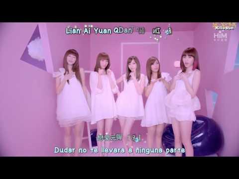 Popu Lady - Love Bomb MV (Sub Español + Karaoke)