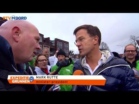 Premier Rutte over de Zwarte Piet-discussie: 'Laten we een beetje normaal doen' - RTV Noord