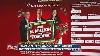 Publishers Clearing House scam targets Green Country residents