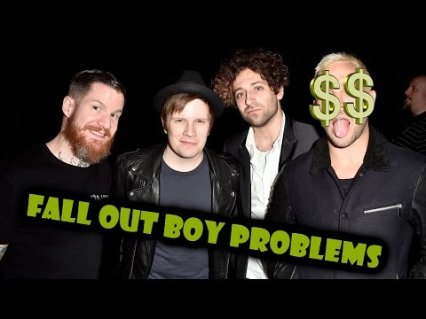 Problems I Have With Fall Out Boy