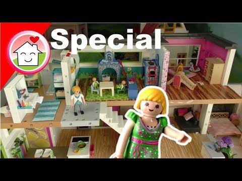 Playmobil deutsch - Luxusvilla Roomtour bei Overbecks - Pimp my ...