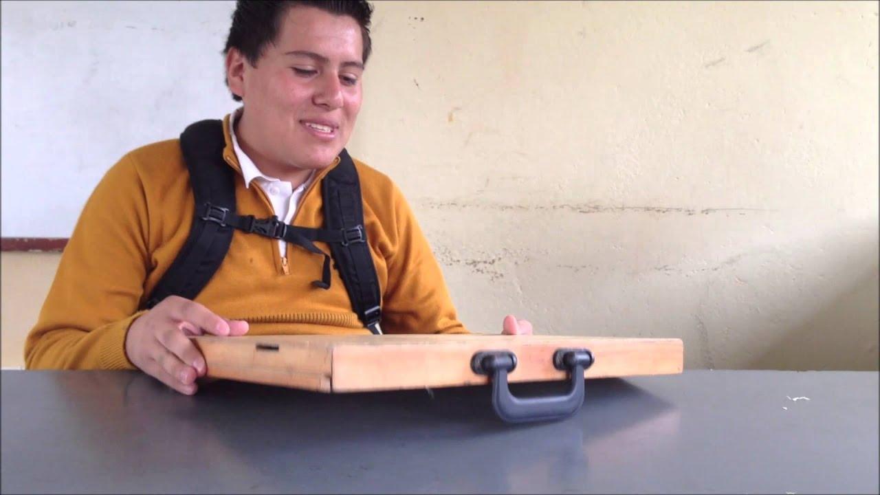 Tutorial como abrir un tablero facil y sencillo gualaceo - Mesa de dibujo tecnico ...