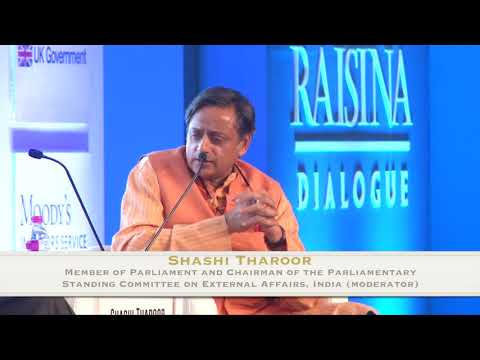 Raisina 2018 | The End of the Liberal Order: The Beginning of the Asian Century?