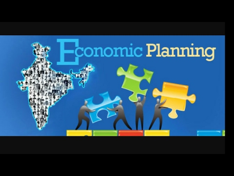 Rpsc-2nd grade - economy planning in india