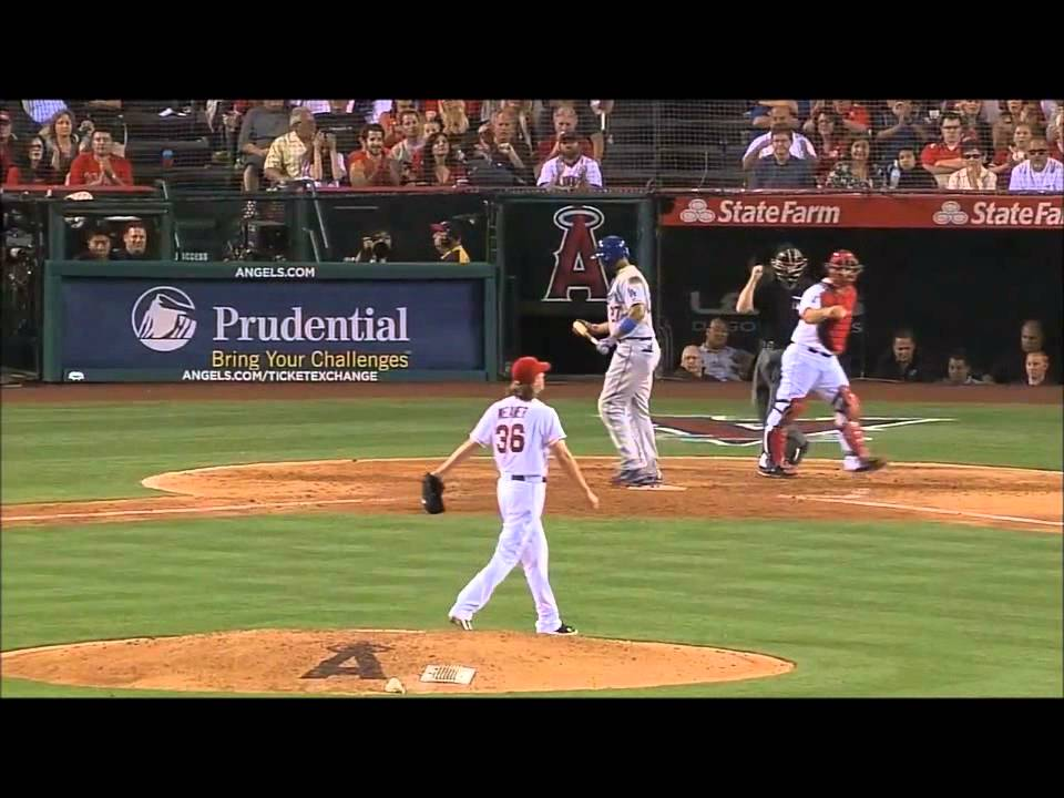 Jered Weaver Highlights (HD) - YouTube