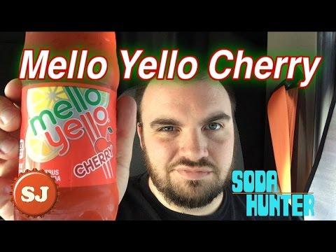 Soda Jerks Soda Hunter: Mello Yello Cherry