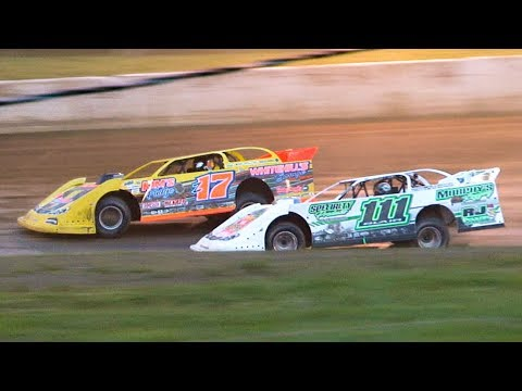RUSH Crate Late Model Feature | Eriez Speedway | 6-9-19