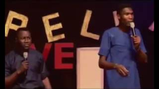 Comedy Goes to Church volume 5 By Comedian Acapella
