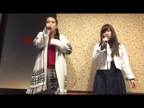 Crystal Kay feat.安室奈美恵「REVOLUTION」 丸山琴瀬&篤永亜未
