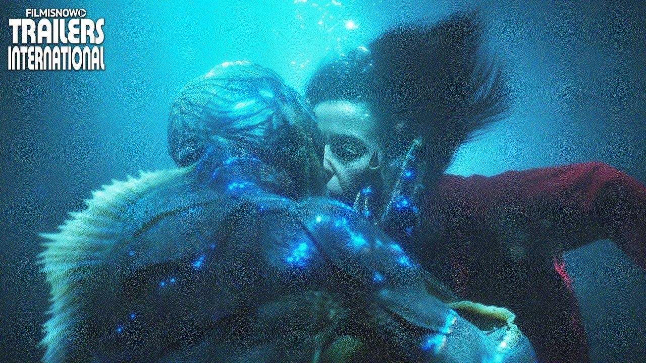 A Forma da Água | Sally Hawkins luta por amor no novo trailer