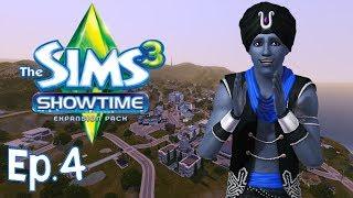 The Sims 3 - Il Genio della lampada - Ep.4 - Showtime - [Gameplay ITA]