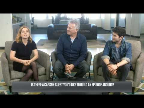 'There's...Johnny' Live Q&A Jane Levy , Paul Reiser , Ian Nelson
