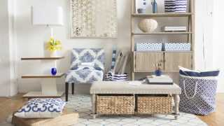 Interior Design — Multifunctional Furniture Must-Have: The Storage Bench