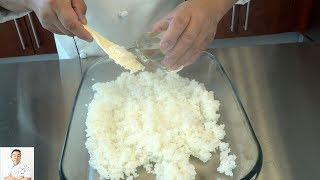 How To Cook Sushi Rice With Just A Pot